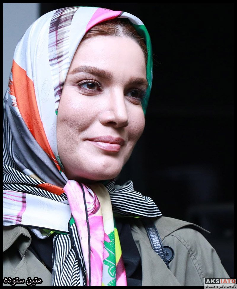 بازیگران جشنواره فیلم فجر  عکس های متین ستوده در سی و هشتمین جشنواره فیلم فجر