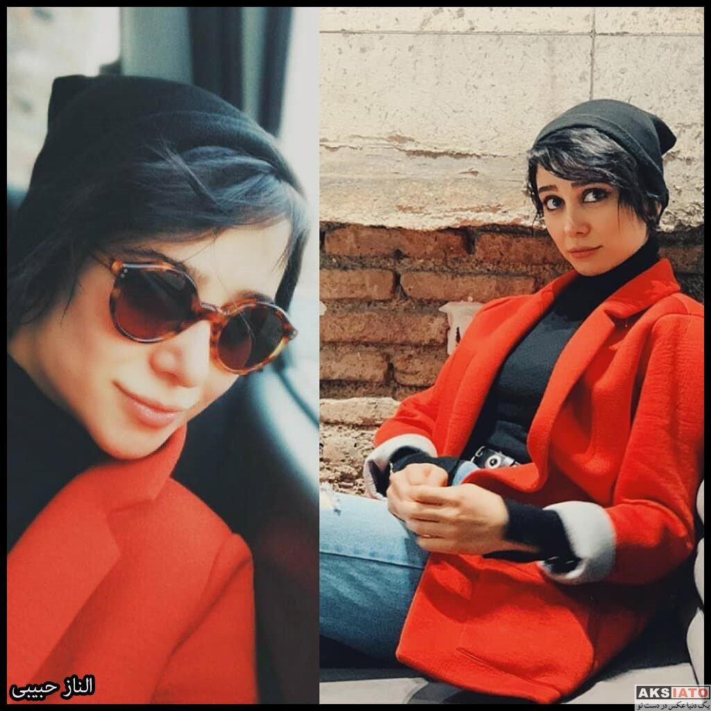 بازیگران بازیگران زن ایرانی  الناز حبیبی بازیگر نقش شیوا در سریال دوپینگ (8 عکس)