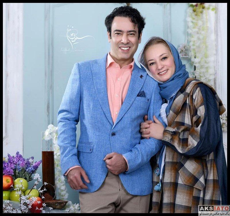 خانوادگی  عکس های سحر ولدبیگی و همسرش ویژه نوروز 98