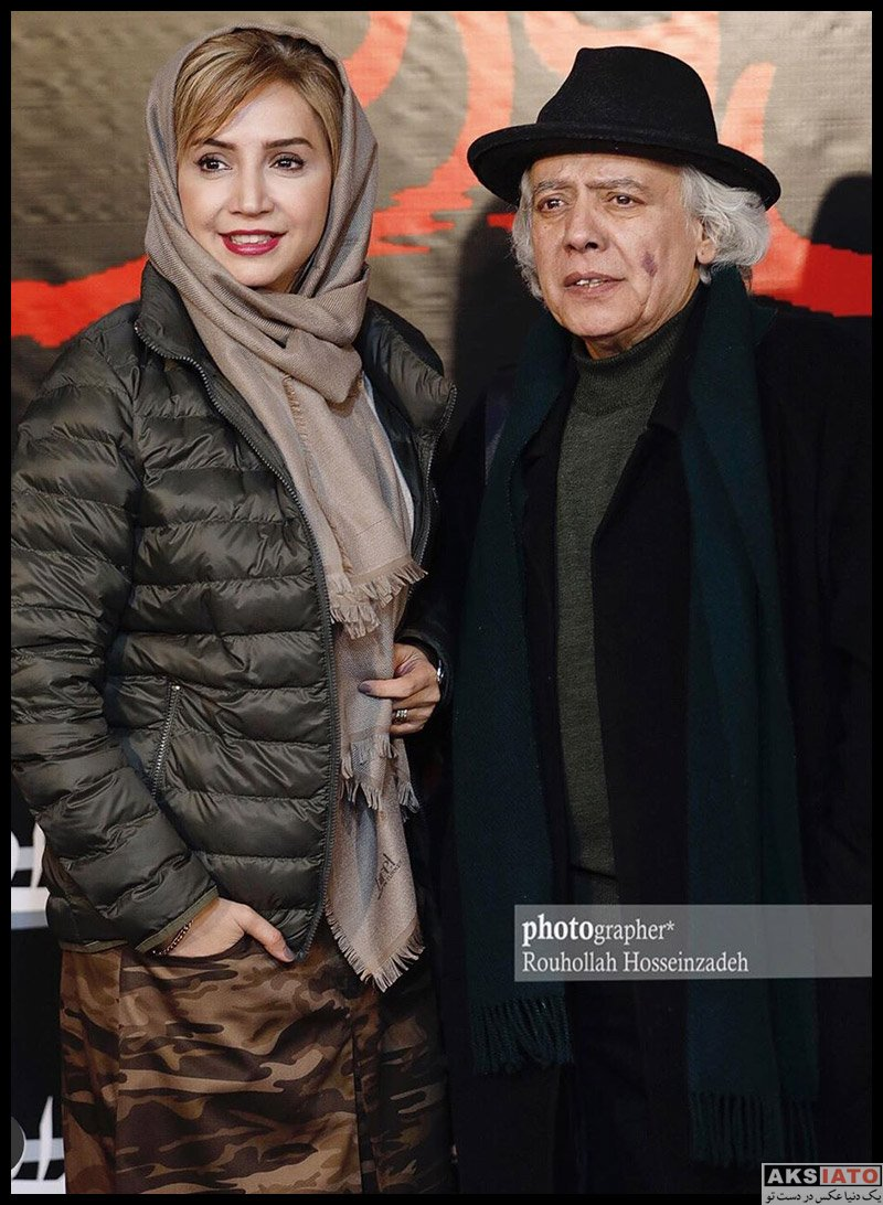 بازیگران بازیگران زن ایرانی  شبنم قلی خانی در اکران مردمی فیلم بی وزنی (۳ عکس)