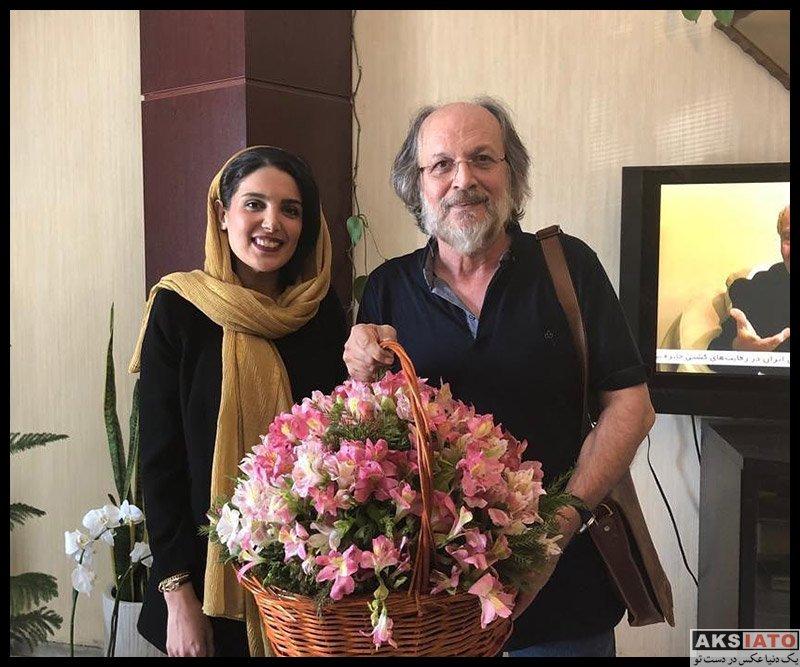 بازیگران بازیگران زن ایرانی  شیما جهانگیری بازیگر نقش خانم خطیبی در سریال دوپینگ (۶ عکس)