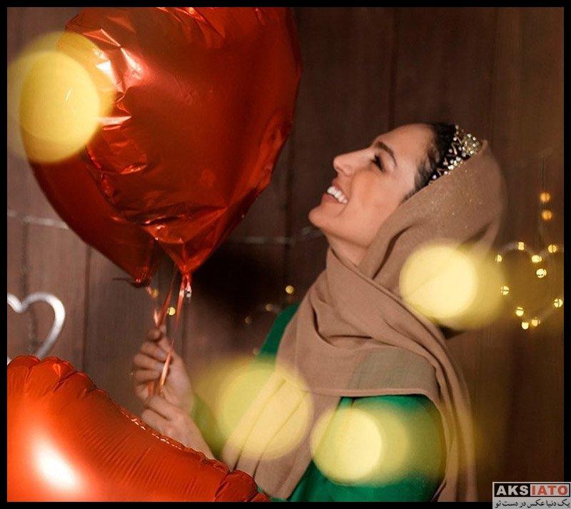 بازیگران جشن تولد ها  جشن تولد 34 سالگی سوگل طهماسبی (4 عکس)
