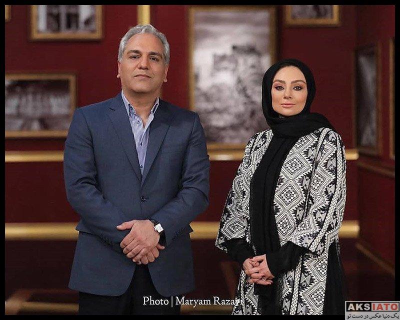 عکس آتلیه و استودیو  عکس های آتلیه یکتا ناصر قبل از حضور در برنامه دورهمی