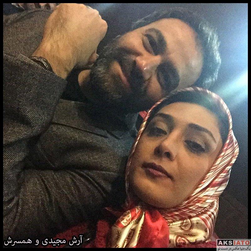آرش مجیدی بازیگر نقش ییحی در سریال سرباز (۸ عکس) - عکسیاتو