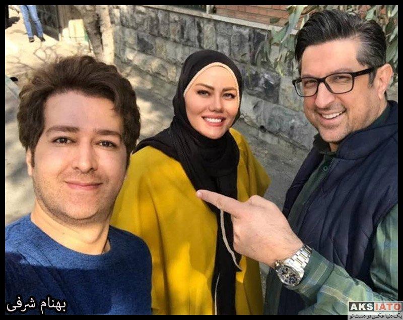 بازیگران بازیگران مرد ایرانی  بهنام شرفی بازیگر نقش صابر در سریال کامیون (۸ عکس)