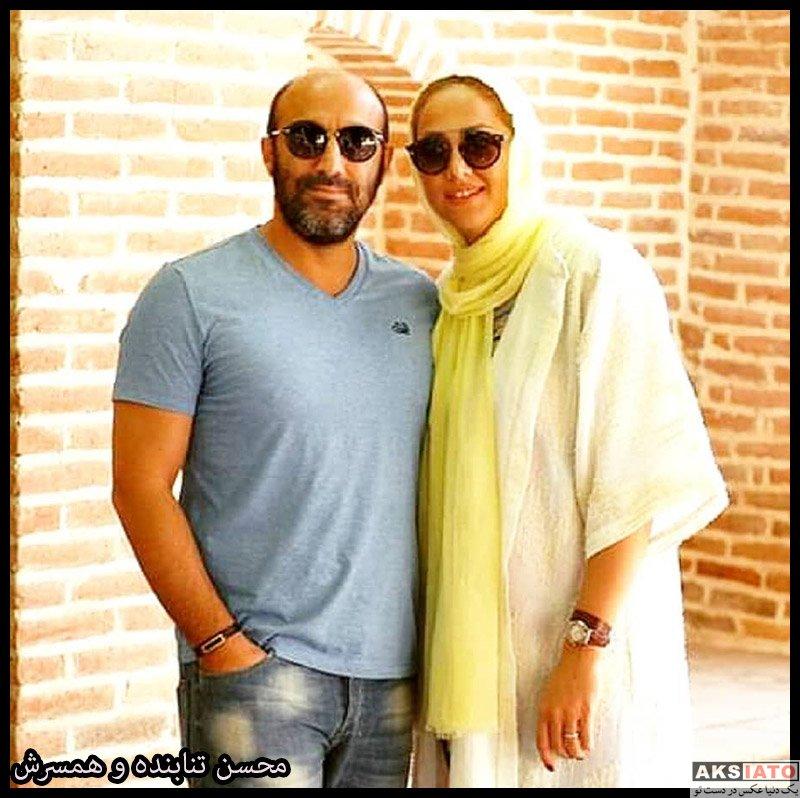 بازیگران بازیگران مرد ایرانی  محسن تنابنده بازیگر نقش نقی معمولی در سریال پایتخت (12 عکس)
