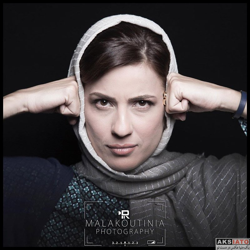 عکس آتلیه و استودیو  عکس های آتلیه سارا بهرامی بازیگر نقش رها در سریال کرگدن