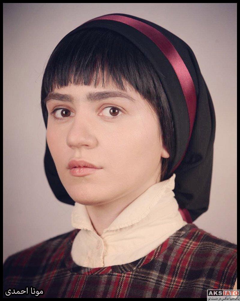 مونا احمدی بازیگر نقش شیرین در سریال وضعیت سفید (۸ عکس) - عکسیاتو