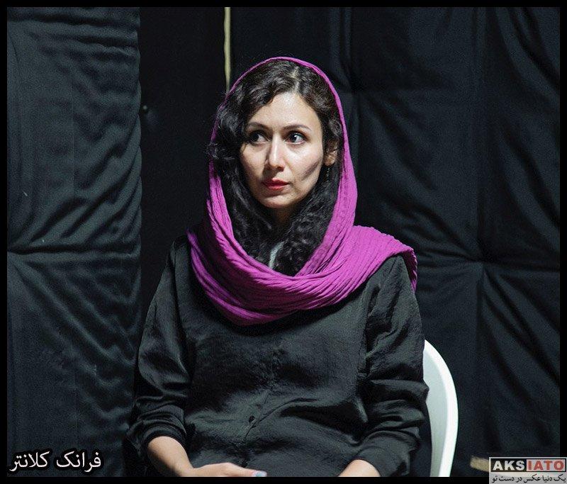 بازیگران بازیگران زن ایرانی  فرانک کلانتر بازیگر نقش افسانه در سریال هم گناه (۸ عکس)