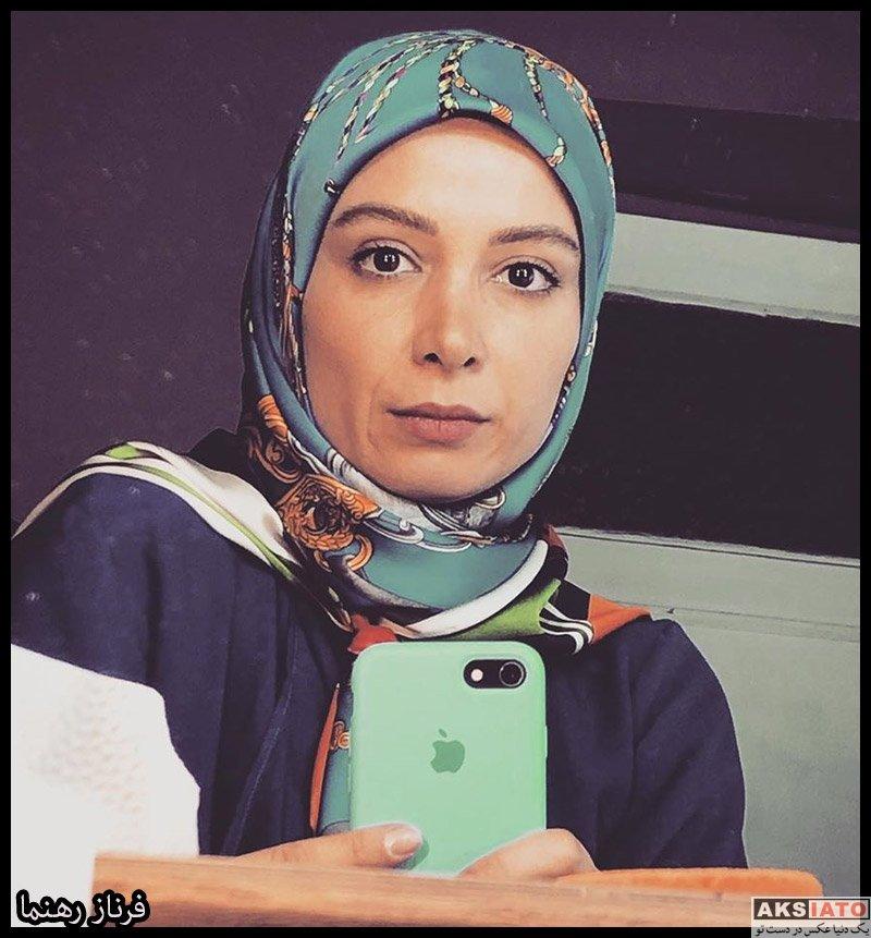 فرناز رهنما بازیگر نقش تینا وصال در سریال بچه مهندس (۶ عکس) - عکسیاتو