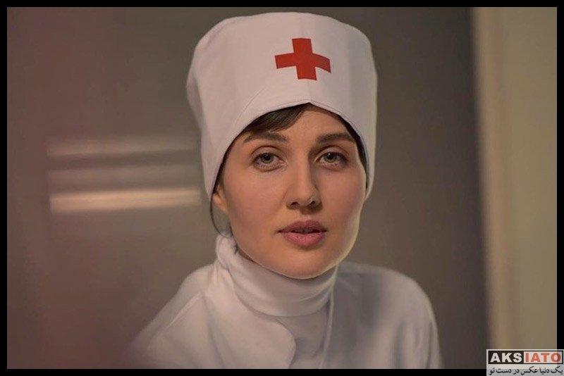 بازیگران بازیگران زن ایرانی  گلوریا هاردی بازیگر نقش لیلا در سریال سرباز (۸ عکس)