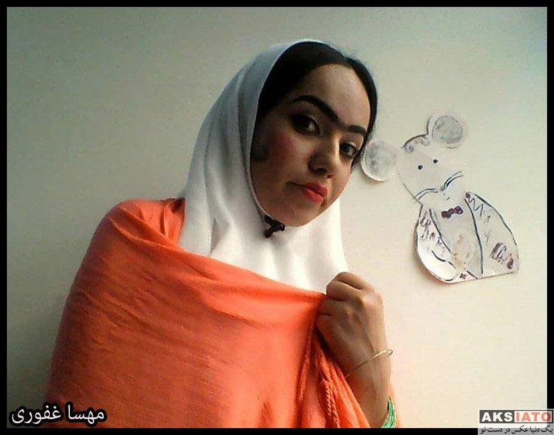 بازیگران بازیگران زن ایرانی  مهسا غفوری بازیگر نقش خانم شهابی در سریال پدر و پسری (7 عکس)