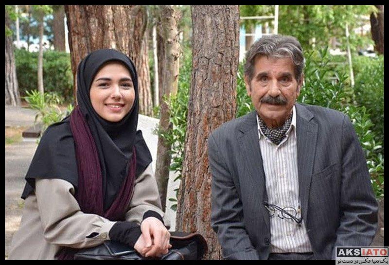 بازیگران بازیگران زن ایرانی  مونا اسکندری بازیگر نقش خانم فرهمند در سریال پدر و پسری (8 عکس)