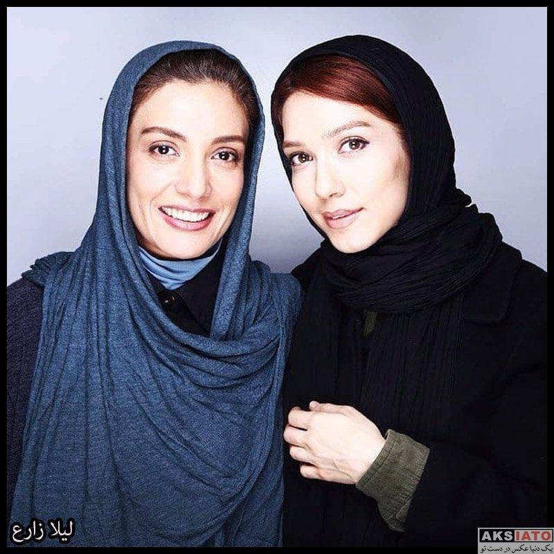 بازیگران بازیگران زن ایرانی  لیلا زارع بازیگر نقش مرسده پروین در سریال دل (7 عکس)
