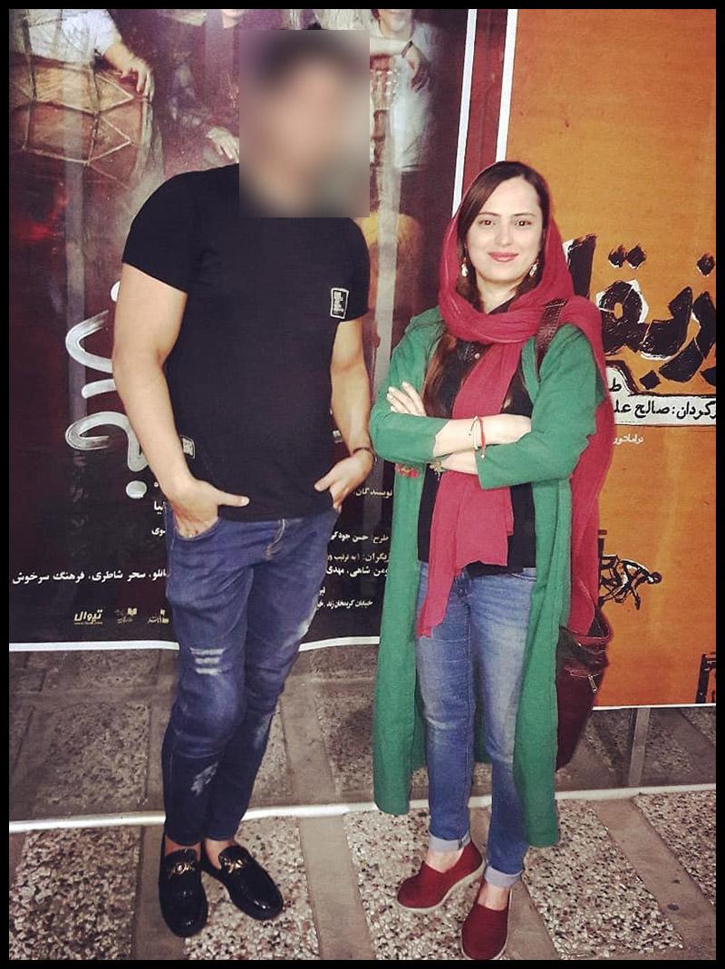 بازیگران بازیگران زن ایرانی  شیرین اسماعیلی بازیگر نقش لیدا در سریال هم گناه (۸ عکس)