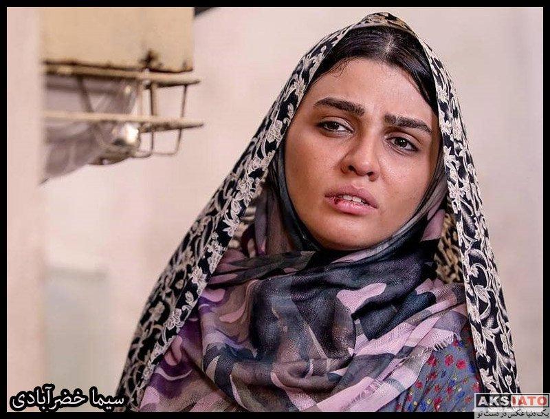 سیما خضرآبادی بازیگر نقش شهناز در سریال وضعیت سفید (۸ عکس) - عکسیاتو