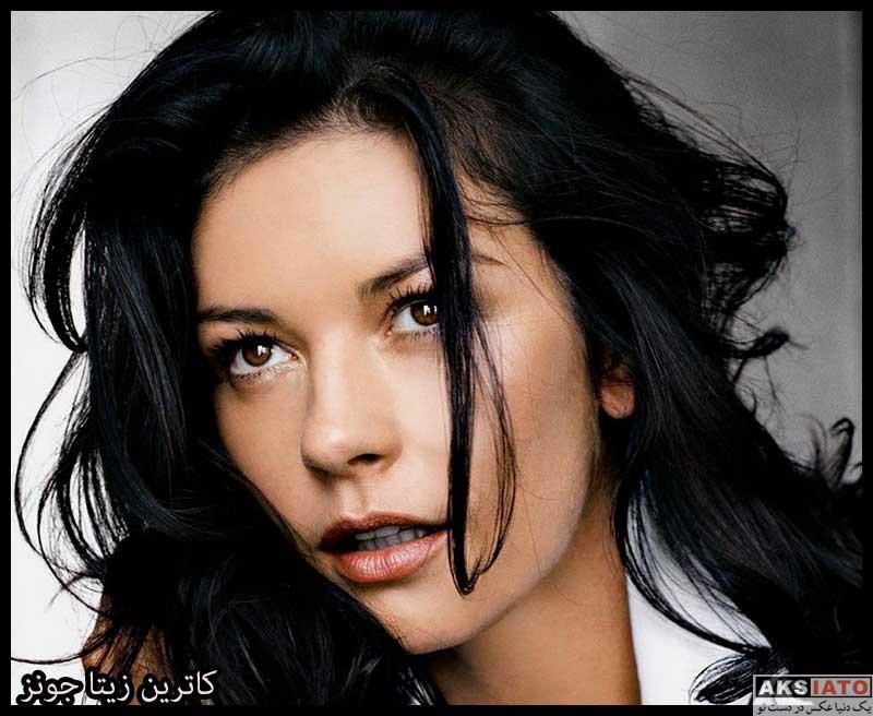 بازیگران بازیگران زن خارجی  کاترین زیتا جونز Catherine Zeta-Jones (عکس و والپیپر)