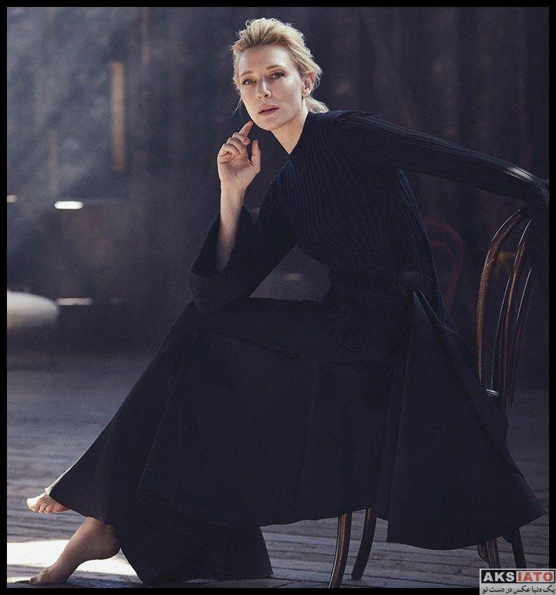 بازیگران بازیگران زن خارجی  کیت بلانشت Cate Blanchett (عکس و والپیپر)