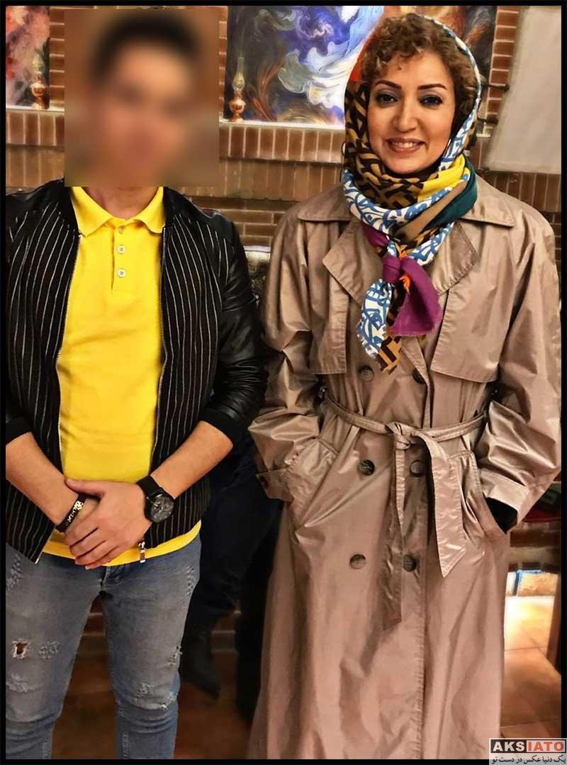 بازیگران بازیگران زن ایرانی  نگار عابدی بازیگر نقش شیرین در سریال شمعدونی (۶ عکس)