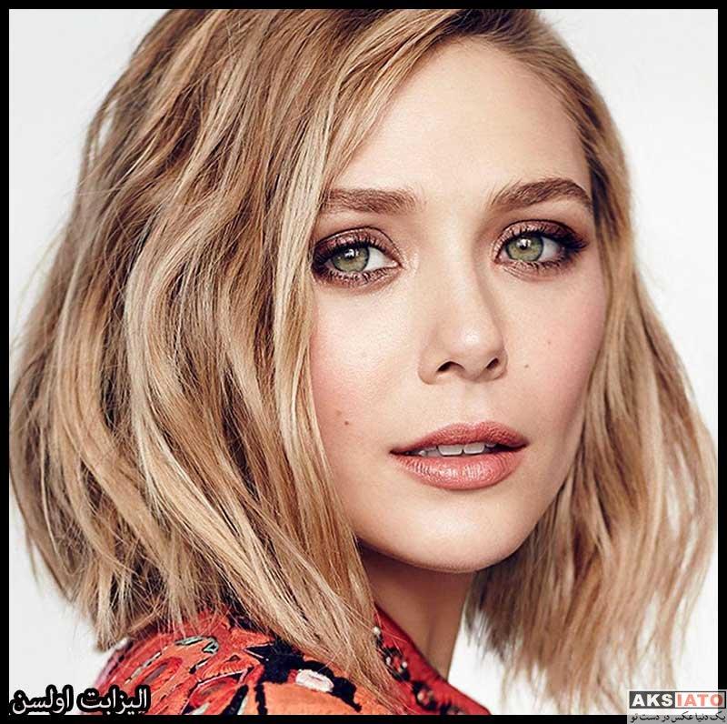 الیزابت اولسن Elizabeth Olsen (عکس و والپیپر) - عکسیاتو