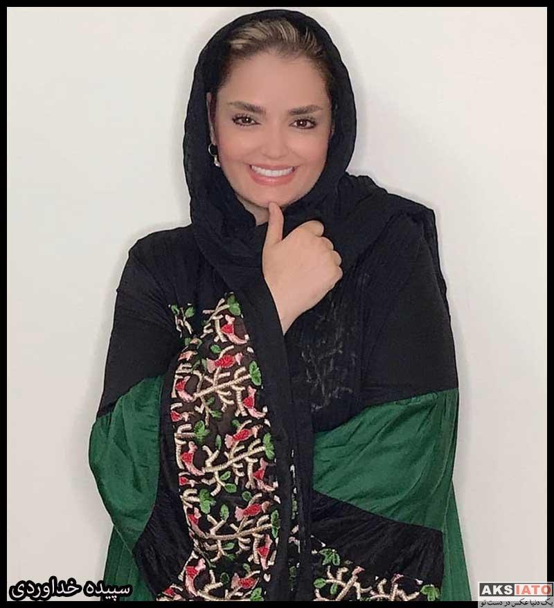 بازیگران بازیگران زن ایرانی  سپیده خداوردی بازیگر نقش پروانه در سریال شاهرگ (۸ عکس)