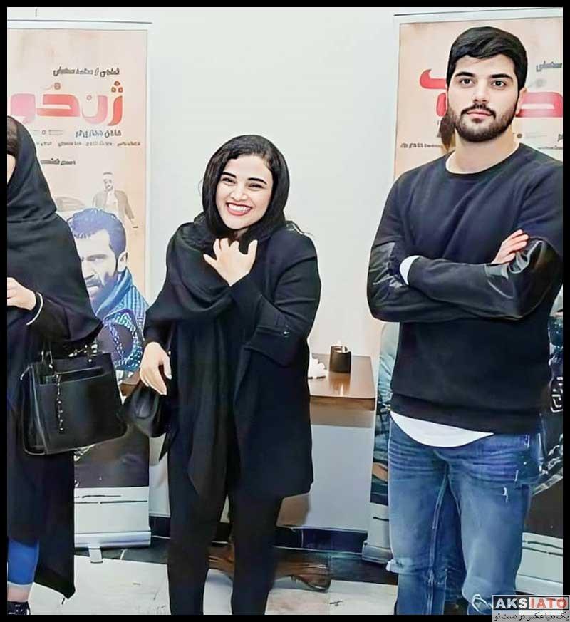 بازیگران بازیگران مرد ایرانی  سینا مهراد بازیگر نقش حامد تهرانی در سریال آقازاده (8 عکس)
