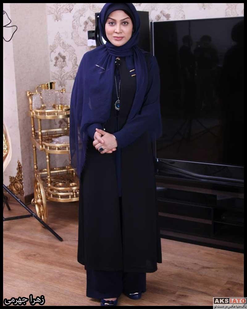 بازیگران بازیگران زن ایرانی  زهرا جهرمی بازیگر نقش مینا گلی در سریال موچین (7 عکس)