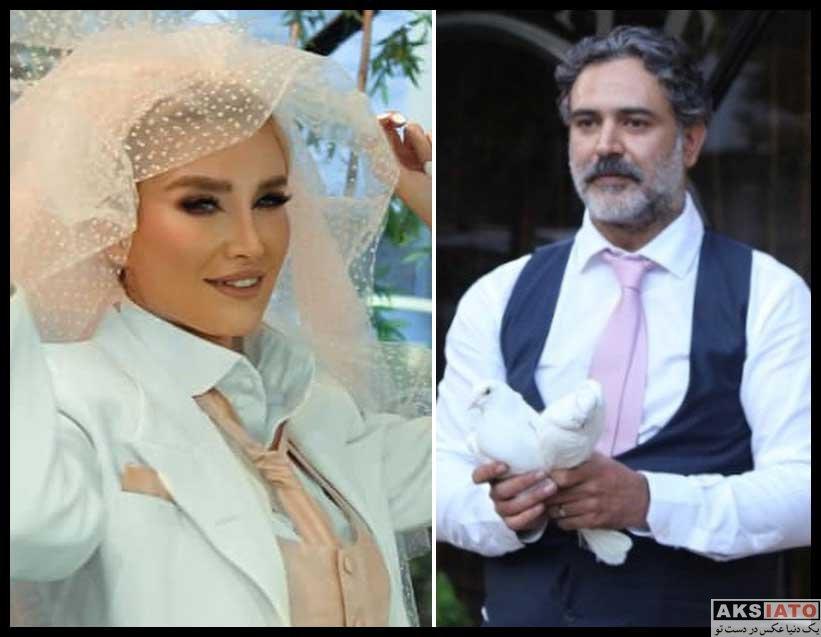 بازیگران  مراسم ازدواج عمار تفتی (4 عکس)