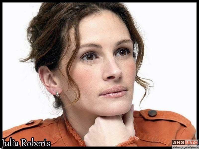 بازیگران بازیگران زن خارجی  جولیا رابرتز Julia Roberts (8 عکس)