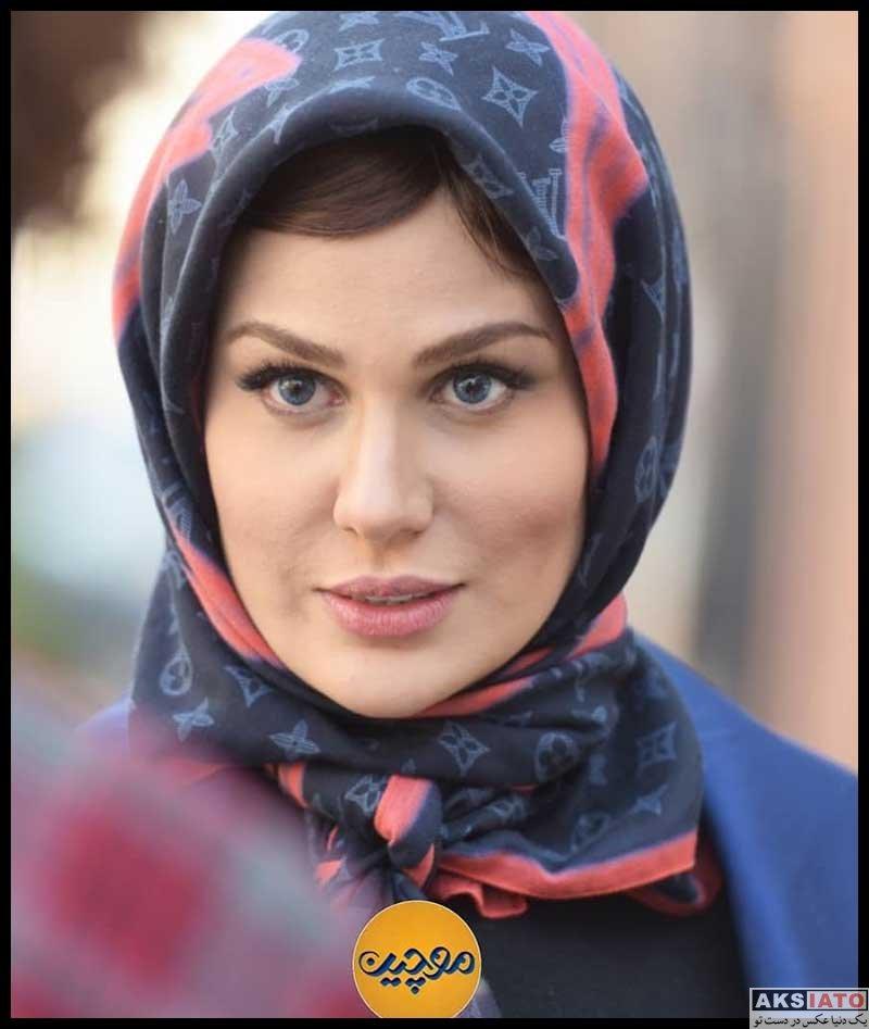 بازیگران بازیگران زن ایرانی  رز رضوی بازیگر نقش روشنک در سریال موچین (۸ عکس)