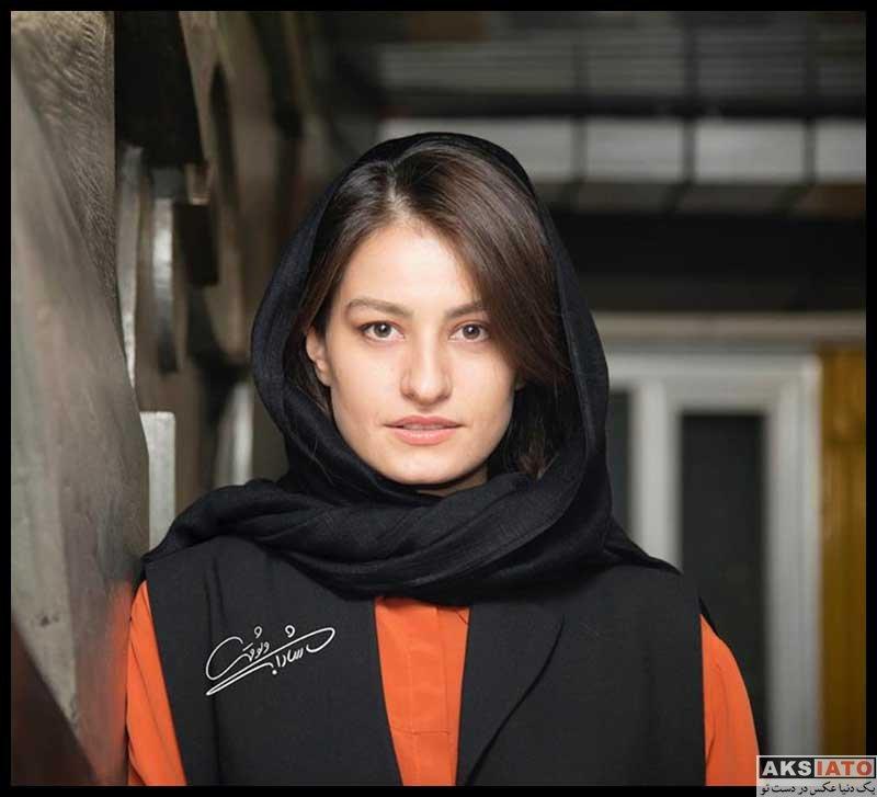 بازیگران بازیگران زن ایرانی  شبنم گودرزی در اکران مردمی فیلم آبادان یازده 60 (4 عکس)