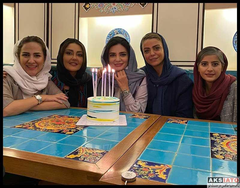 بازیگران بازیگران زن ایرانی دستهبندی نشده  جشن تولد 40 سالگی لیندا کیانی (3 عکس)