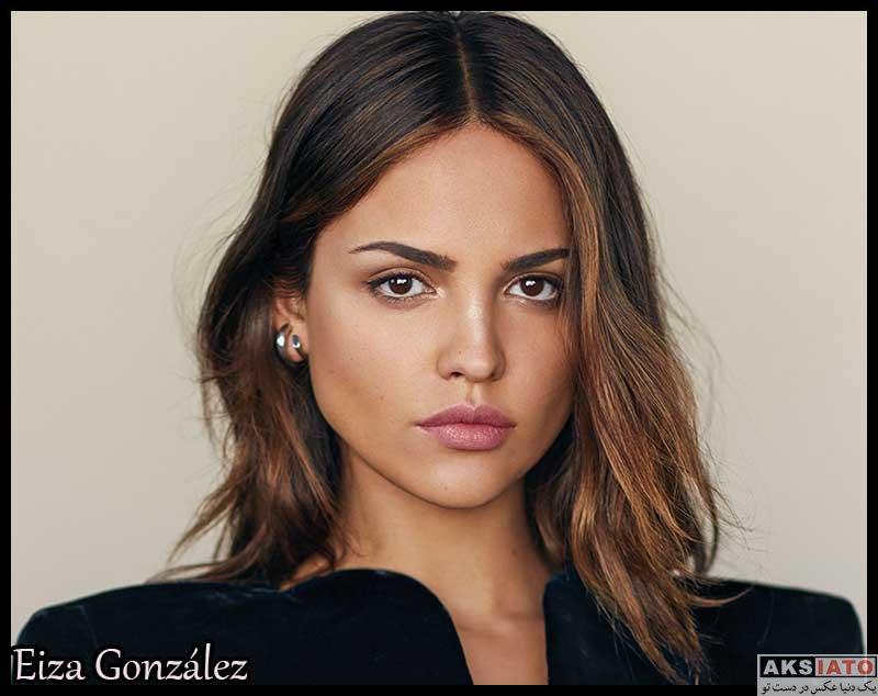 بازیگران بازیگران زن خارجی  ایزا گونزالس Eiza González (8 عکس)