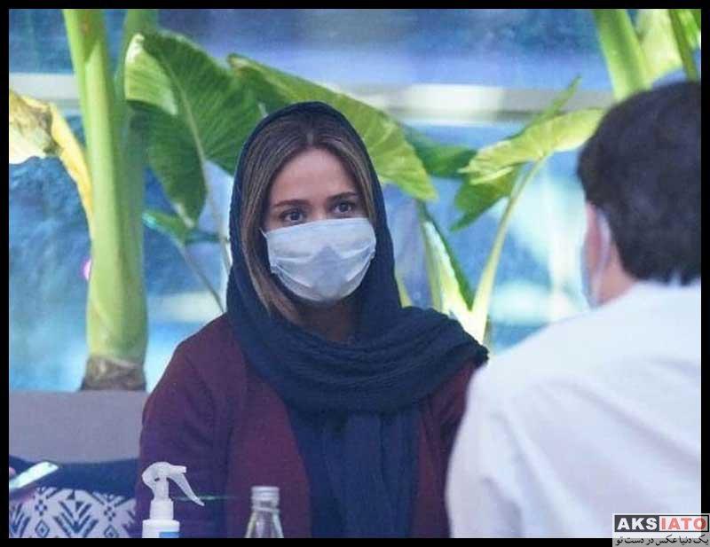 پریناز ایزدیار در جلسه بررسی و داوری جشنواره فیلمهای ایرانیِ استرالیا - عکسیاتو