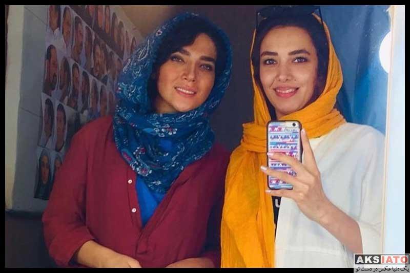 بازیگران بازیگران زن ایرانی  سارا رسول زاده بازیگر نقش نجلا در سریال نجلا (8 عکس)