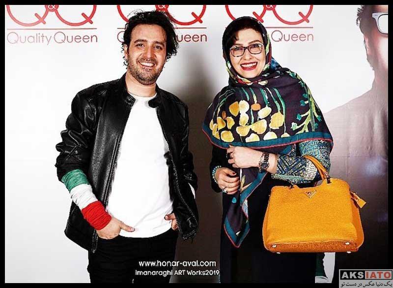 بازیگران بازیگران زن ایرانی  کاوه آفاق بازیگر نقش فرزاد در سریال خانه امن (۸ عکس)