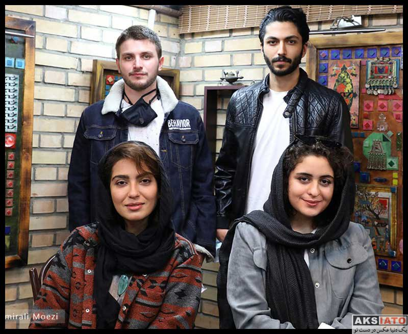 بازیگران بازیگران مرد ایرانی  عکس های کیسان دیباج بازیگر نقش سهراب در سریال از سرنوشت