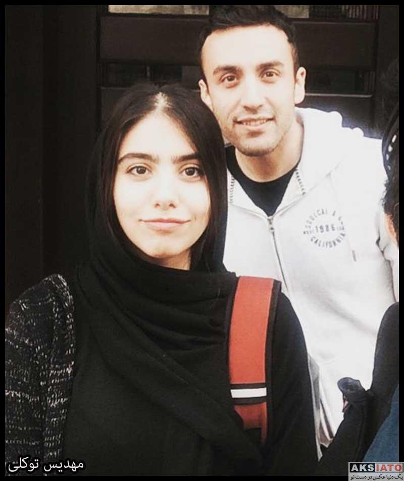 بازیگران بازیگران زن ایرانی  مهدیس توکلی بازیگر نقش مینو در سریال از سرنوشت (6 عکس)
