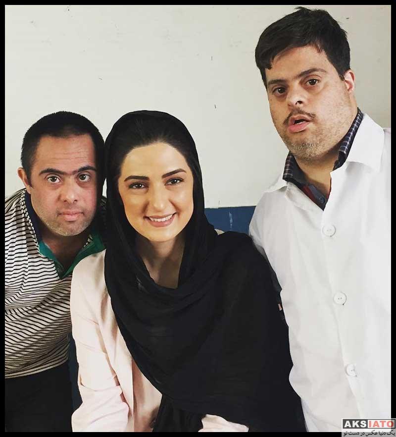 بازیگران بازیگران زن ایرانی  مریم شیرازی بازیگر نقش سوده در سریال ۰۲۱ (۸ عکس)