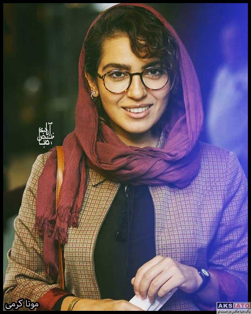 بازیگران بازیگران زن ایرانی  مونا کرمی بازیگر نقش آرزو در سریال از سرنوشت (۸ عکس)
