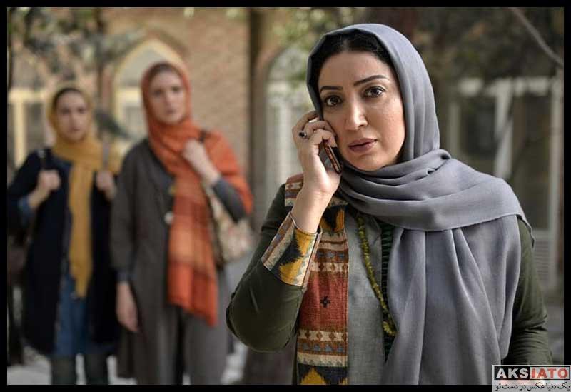 بازیگران بازیگران زن ایرانی  نگار عابدی بازیگر نقش شعله در سریال ۰۲۱ (۸ عکس)