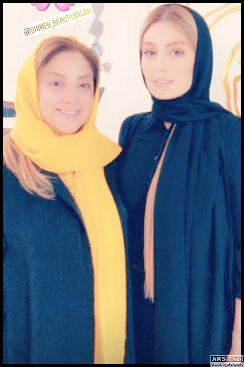 بازیگران بازیگران زن ایرانی  عکس های جدید سحر قریشی در آذرماه 99