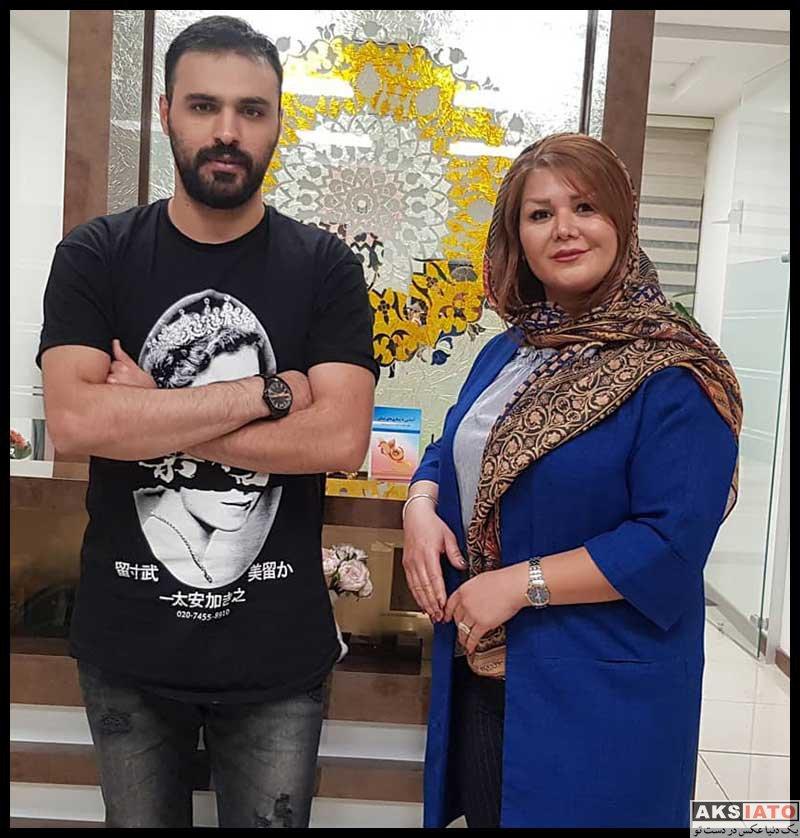 بازیگران بازیگران مرد ایرانی  سامان صفاری بازیگر نقش پیام در سریال خانه امن (۸ عکس)