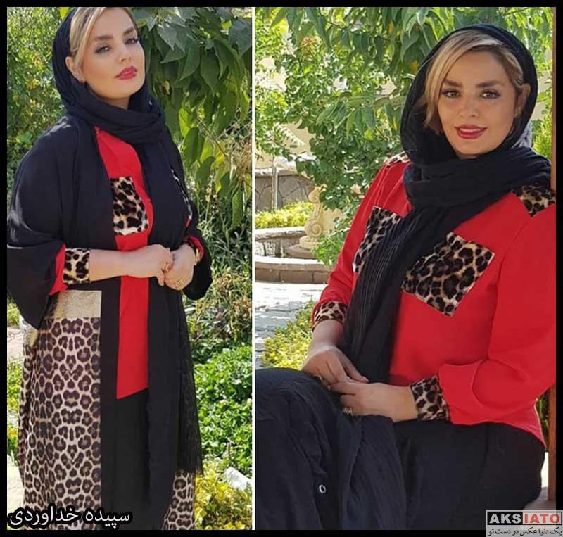 بازیگران بازیگران زن ایرانی  سپیده خداوردی بازیگر نقش نرگس در سریال خانه امن (6 عکس)