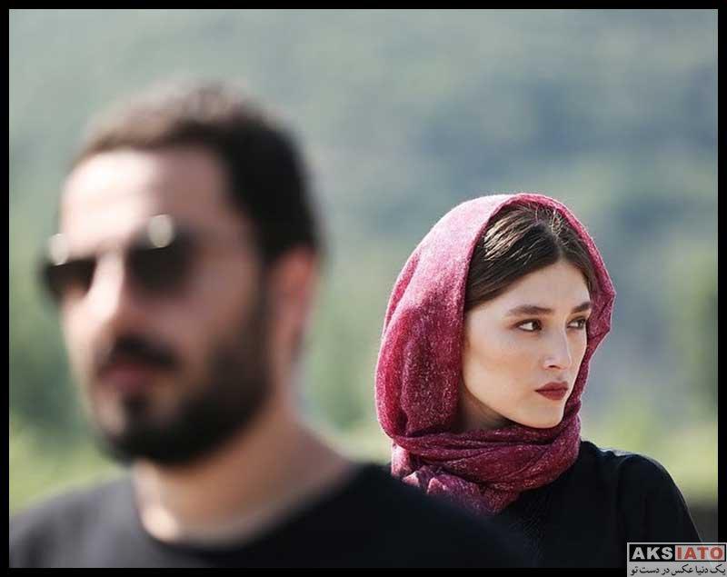بازیگران بازیگران زن ایرانی  فرشته حسینی بازیگر نقش لیلا در سریال قورباغه (8 عکس)
