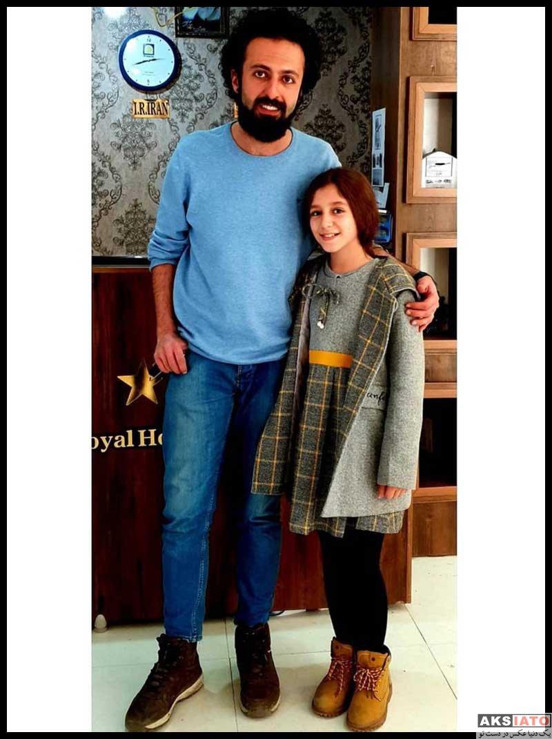 بازیگران بازیگران مرد ایرانی  حسام محمودی بازیگر نقش مسعود در سریال باخانمان (7 عکس)