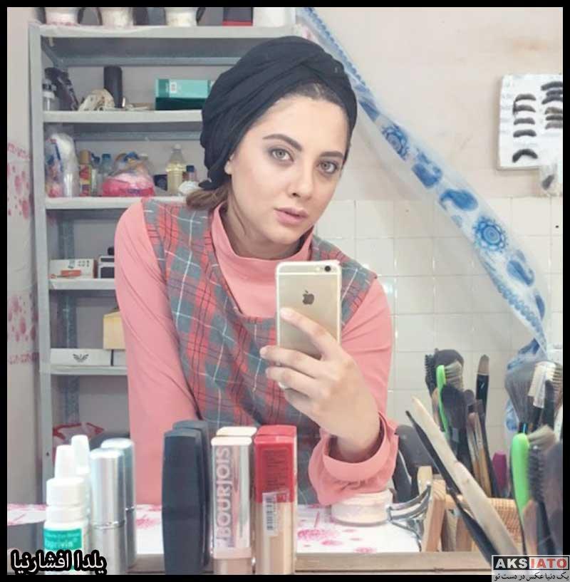 بازیگران بازیگران زن ایرانی  یلدا افشارنیا بازیگر نقش مهناز در سریال روزهای ابدی (۶ عکس)