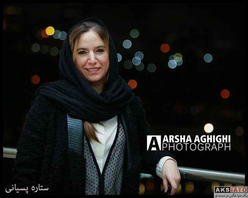 بازیگران جشنواره فیلم فجر  عکس های ستاره پسیانی در سی و نهمین جشنواره فیلم فجر