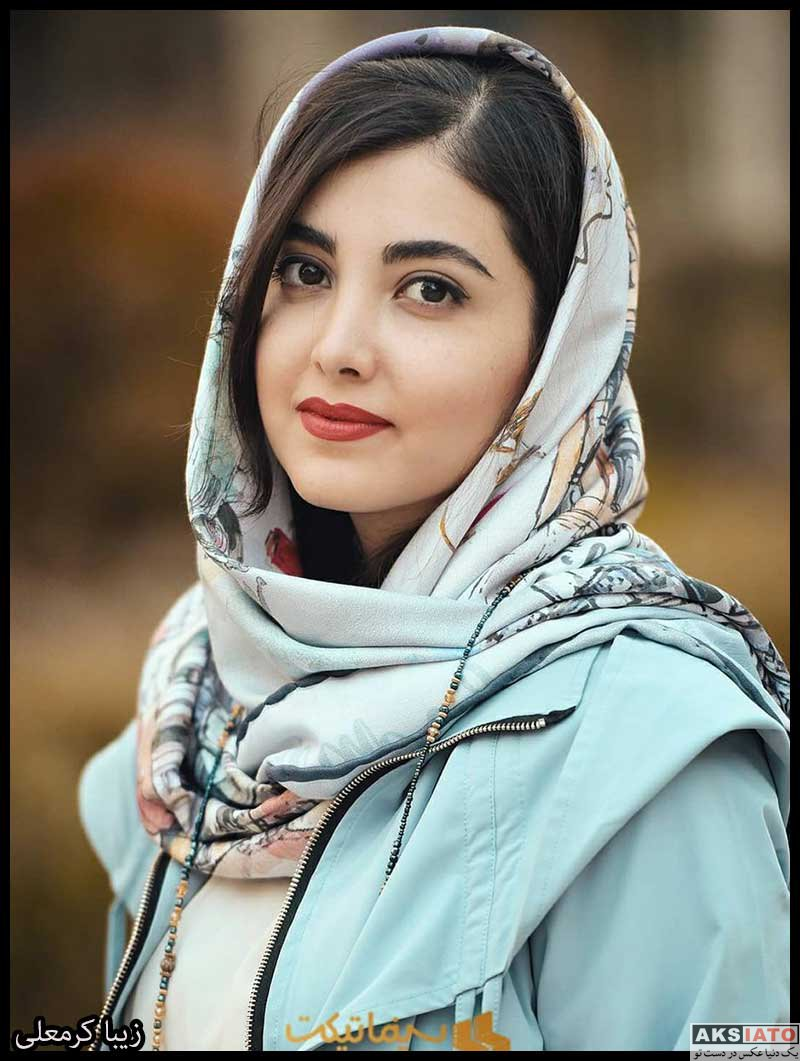 بازیگران بازیگران زن ایرانی  زیبا کرمعلی در اکران خصوصی فیلم روشن (4 عکس)