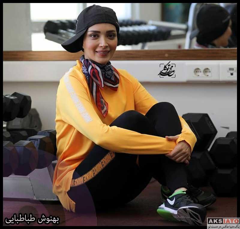 بازیگران بازیگران زن ایرانی  عکس های بهنوش طباطبایی در بهمن و اسفند 99